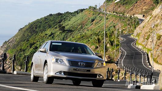 Cảm nhận thực tế Toyota Camry 2.5Q 2012 - Hình 1