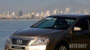 Cảm nhận thực tế Toyota Camry 2.5Q 2012 - Hình 2