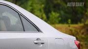 Cảm nhận thực tế Toyota Camry 2.5Q 2012 - Hình 3
