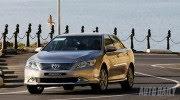 Cảm nhận thực tế Toyota Camry 2.5Q 2012 - Hình 5