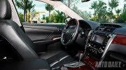 Cảm nhận thực tế Toyota Camry 2.5Q 2012 - Hình 12