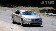 Cảm nhận thực tế Toyota Camry 2.5Q 2012 - Hình 21