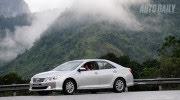 Cảm nhận thực tế Toyota Camry 2.5Q 2012 - Hình 22