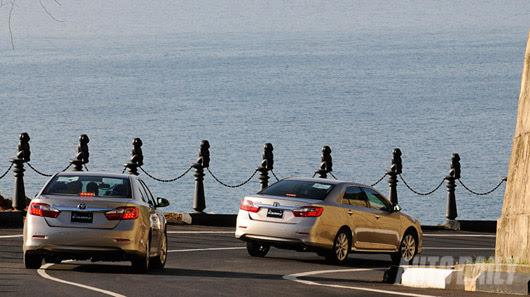Cảm nhận thực tế Toyota Camry 2.5Q 2012 - Hình 24