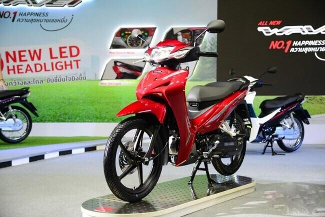 Cận cảnh 2019 Honda Wave 110i Thái Lan sắp về Việt Nam - Hình 1