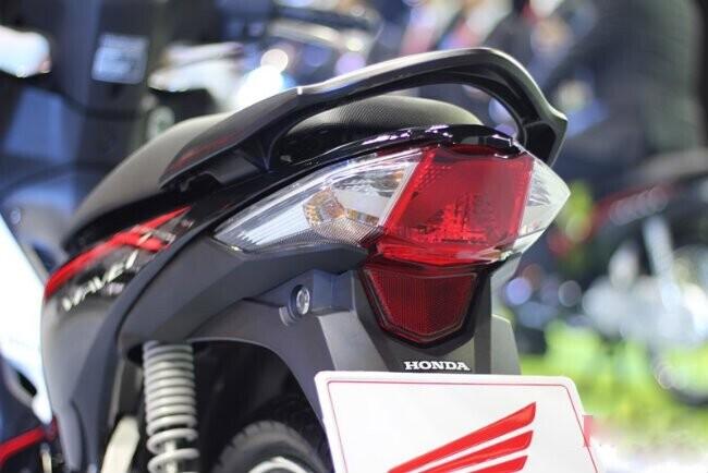 Cận cảnh 2019 Honda Wave 110i Thái Lan sắp về Việt Nam - Hình 13