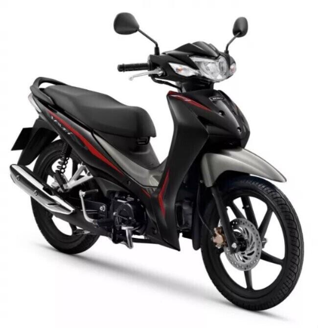 Cận cảnh 2019 Honda Wave 110i Thái Lan sắp về Việt Nam - Hình 15