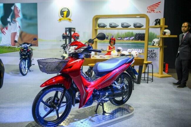 Cận cảnh 2019 Honda Wave 110i Thái Lan sắp về Việt Nam - Hình 16