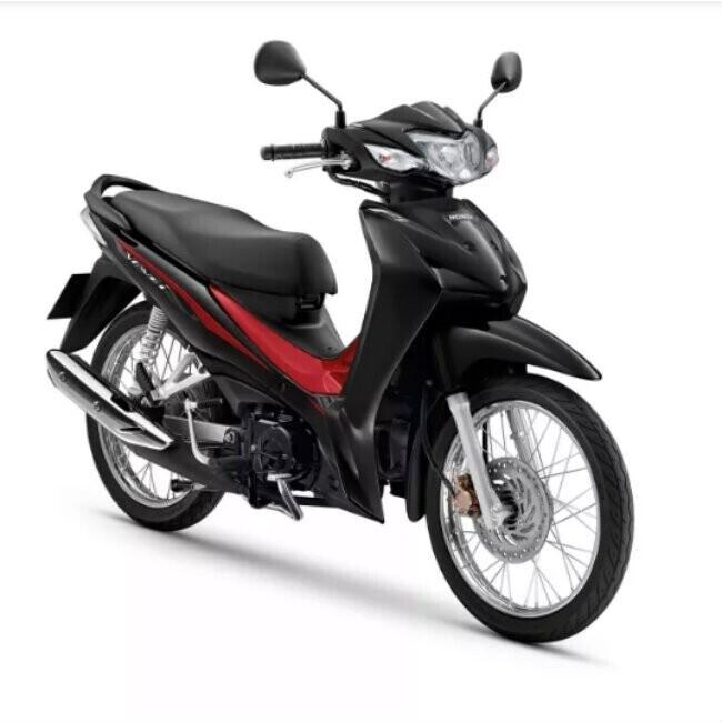 Cận cảnh 2019 Honda Wave 110i Thái Lan sắp về Việt Nam - Hình 17