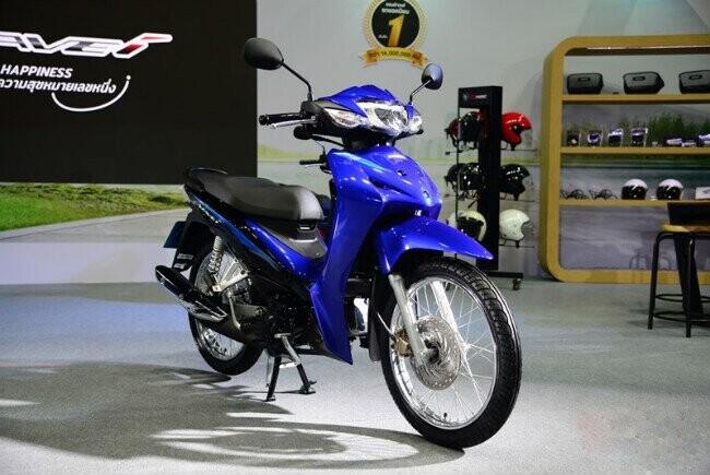 Cận cảnh 2019 Honda Wave 110i Thái Lan sắp về Việt Nam - Hình 2