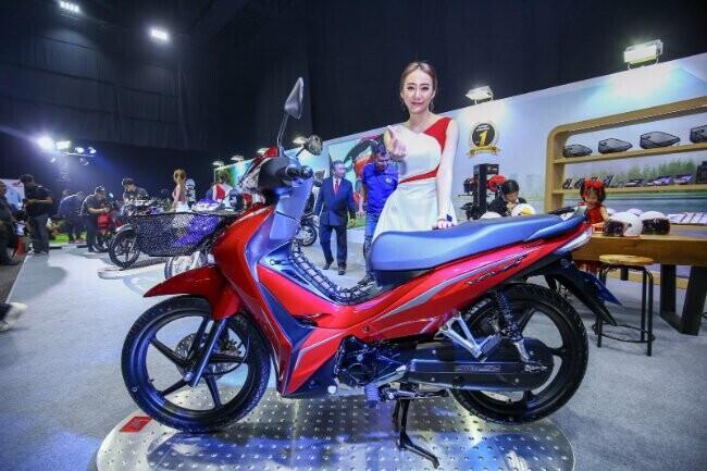 Cận cảnh 2019 Honda Wave 110i Thái Lan sắp về Việt Nam - Hình 20