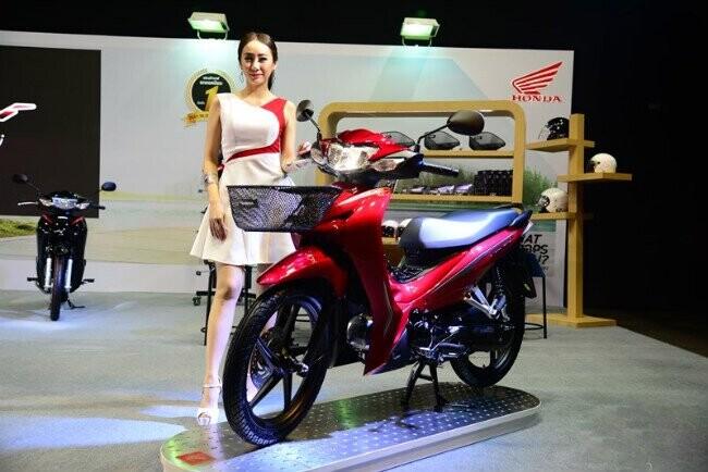 Cận cảnh 2019 Honda Wave 110i Thái Lan sắp về Việt Nam - Hình 3