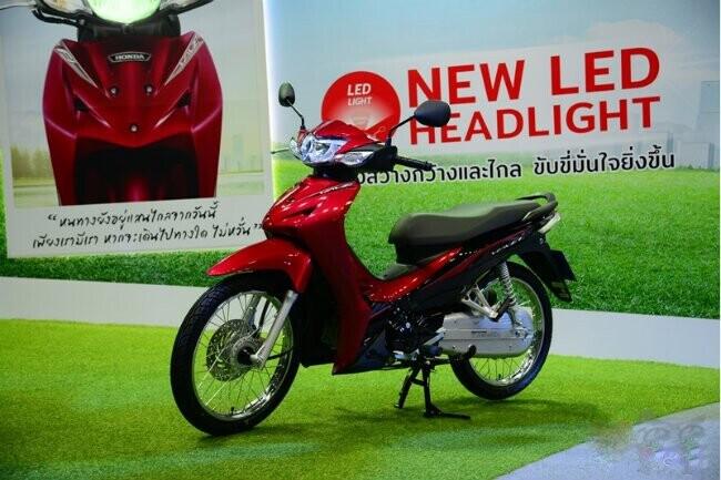 Cận cảnh 2019 Honda Wave 110i Thái Lan sắp về Việt Nam - Hình 5