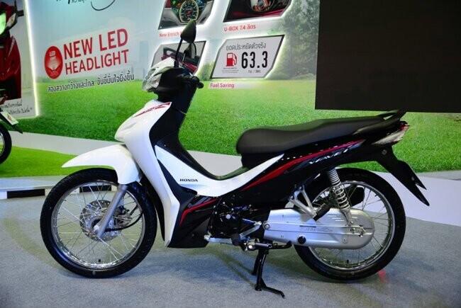 Cận cảnh 2019 Honda Wave 110i Thái Lan sắp về Việt Nam - Hình 6
