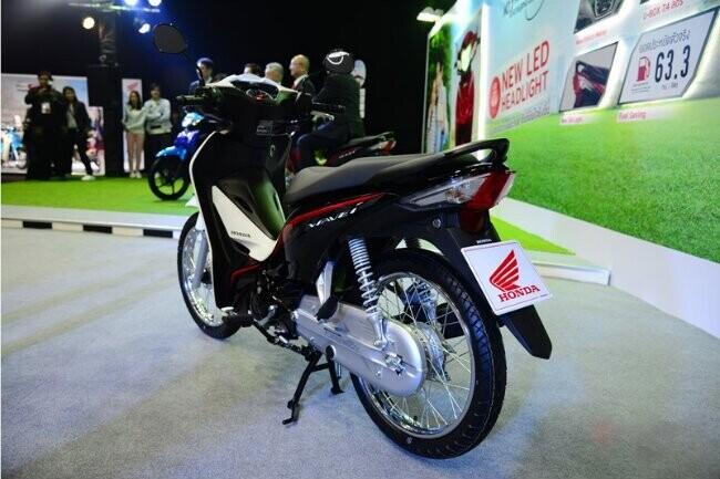 Cận cảnh 2019 Honda Wave 110i Thái Lan sắp về Việt Nam - Hình 7