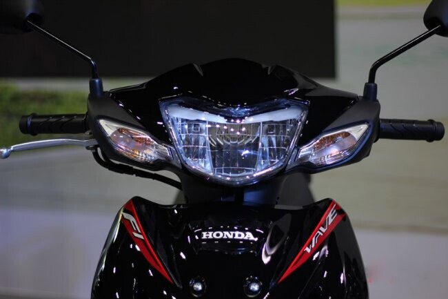 Cận cảnh 2019 Honda Wave 110i Thái Lan sắp về Việt Nam - Hình 8