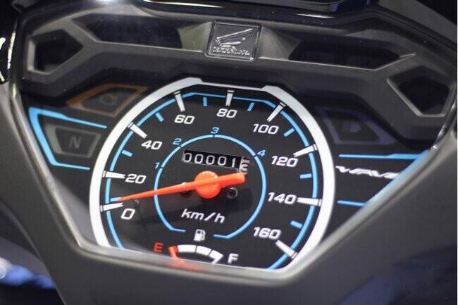 Cận cảnh 2019 Honda Wave 110i Thái Lan sắp về Việt Nam - Hình 9