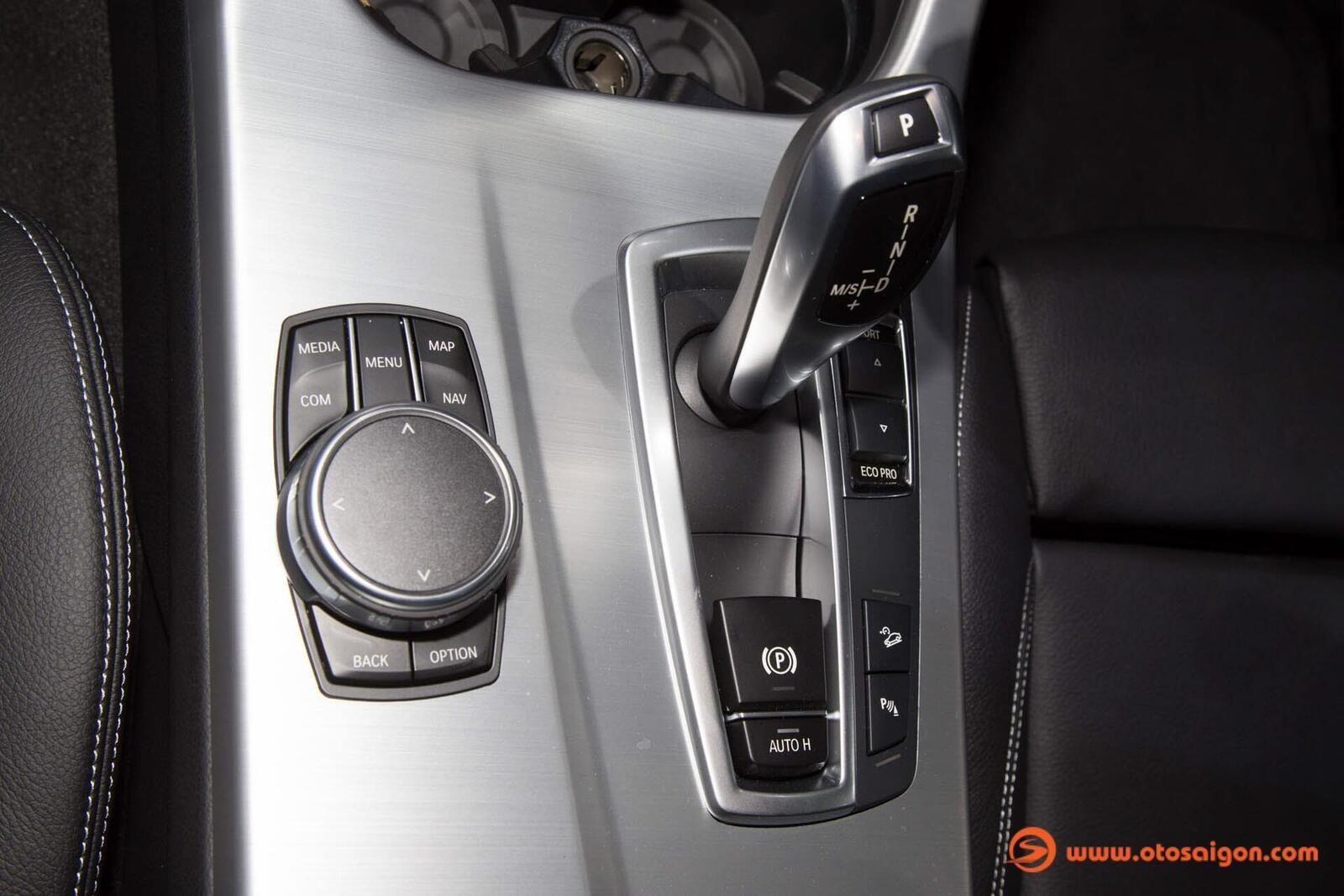 Cận cảnh BMW X4 M-Sport máy dầu 2.0L tại Bangkok - Hình 9