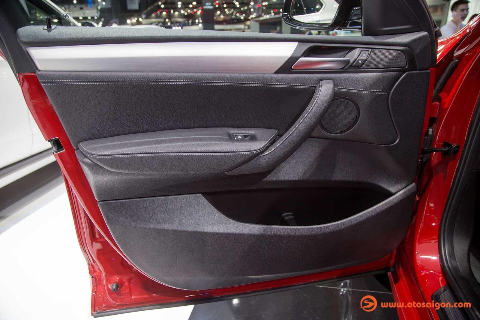 Cận cảnh BMW X4 M-Sport máy dầu 2.0L tại Bangkok - Hình 10