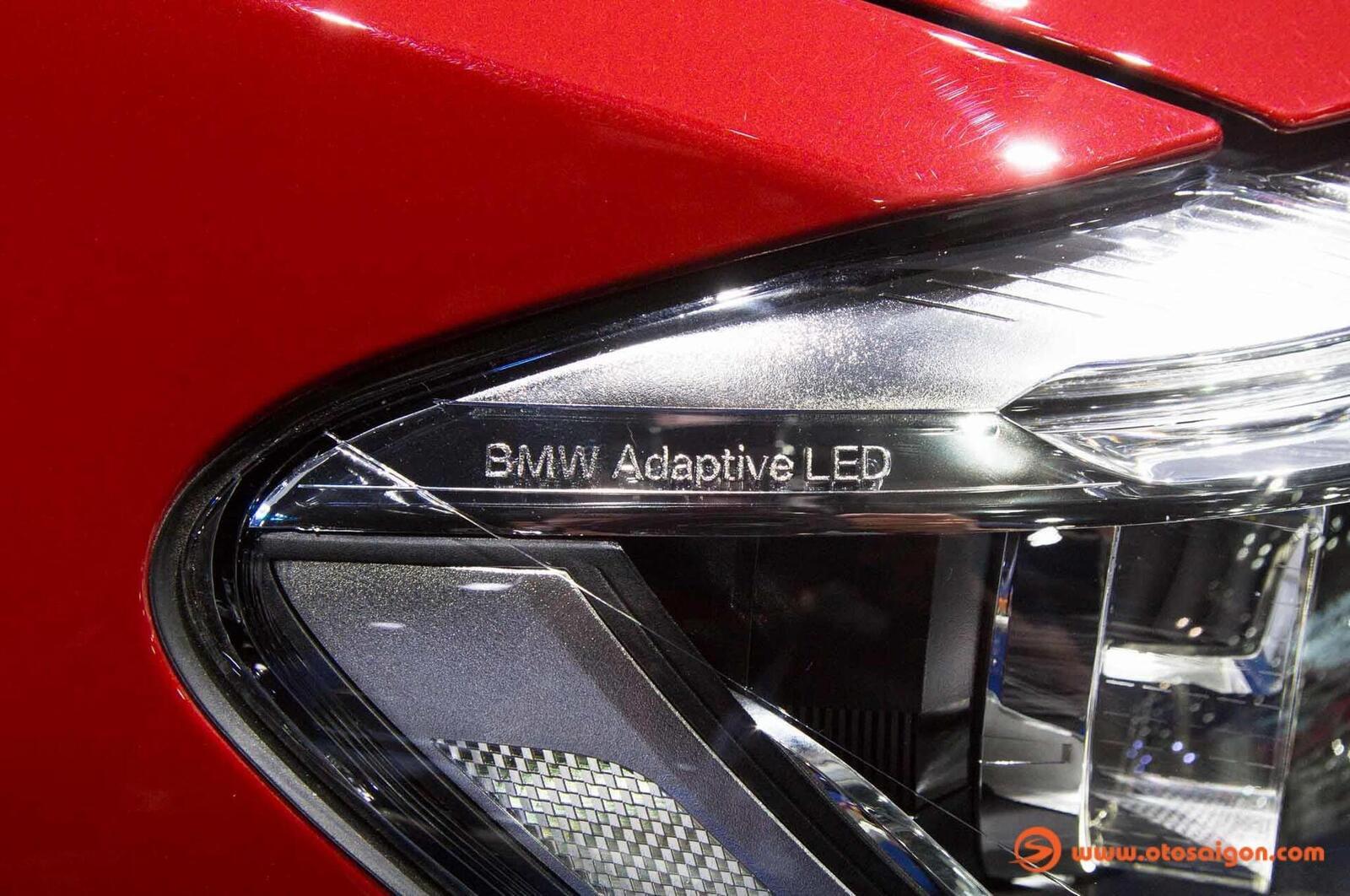 Cận cảnh BMW X4 M-Sport máy dầu 2.0L tại Bangkok - Hình 16