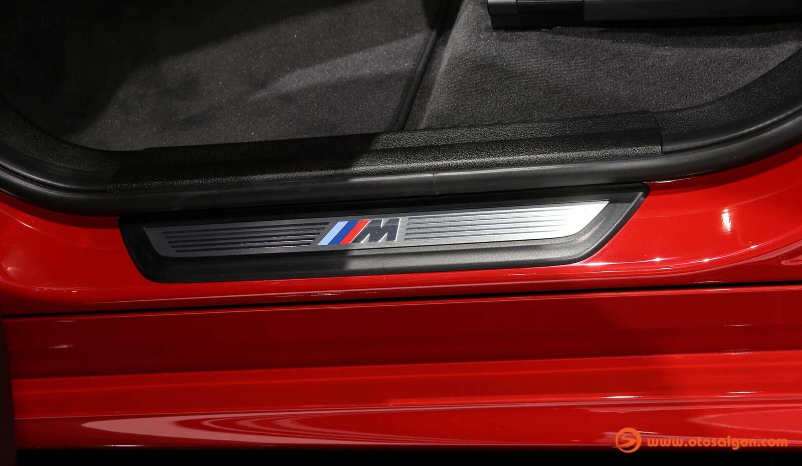 Cận cảnh BMW X4 M-Sport máy dầu 2.0L tại Bangkok - Hình 17