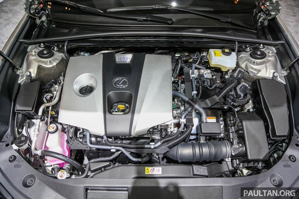 Cận cảnh Lexus ES 2019 đầu tiên cập bến Đông Nam Á - Hình 9