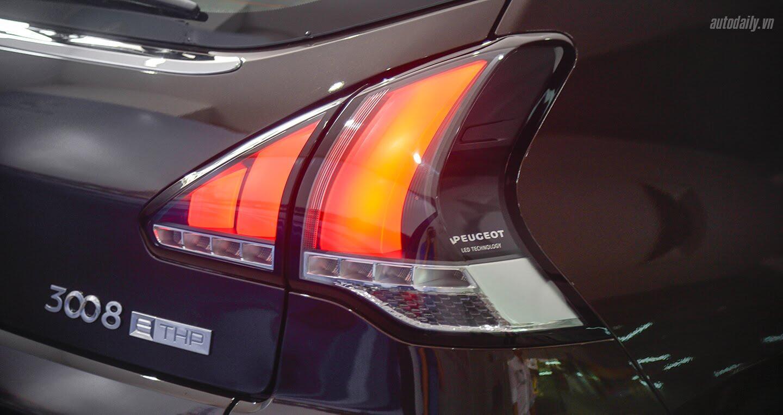 Cận cảnh Peugeot 3008 bản nâng cấp vừa ra mắt tại Việt Nam - Hình 4