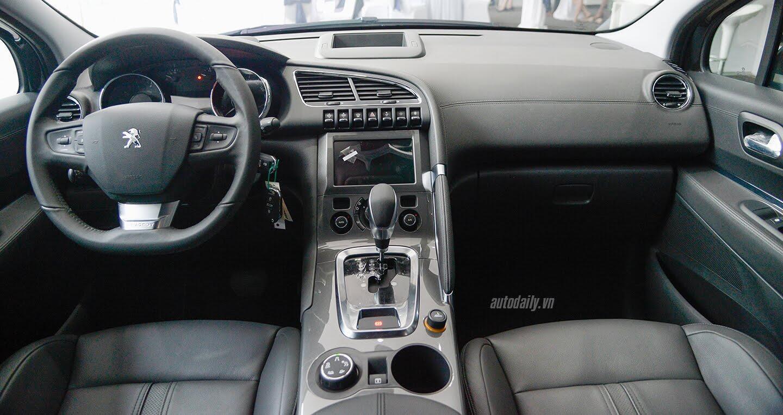 Cận cảnh Peugeot 3008 bản nâng cấp vừa ra mắt tại Việt Nam - Hình 6