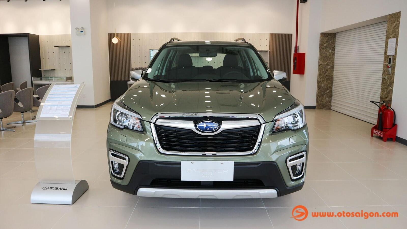 Cận cảnh Subaru Forester thế hệ mới nhập Thái sắp ra mắt tại Việt Nam | SUBARU - Hình 1