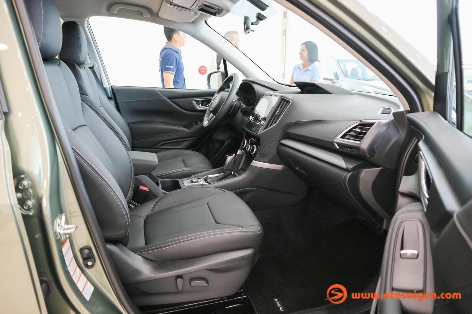 Cận cảnh Subaru Forester thế hệ mới nhập Thái sắp ra mắt tại Việt Nam | SUBARU - Hình 11