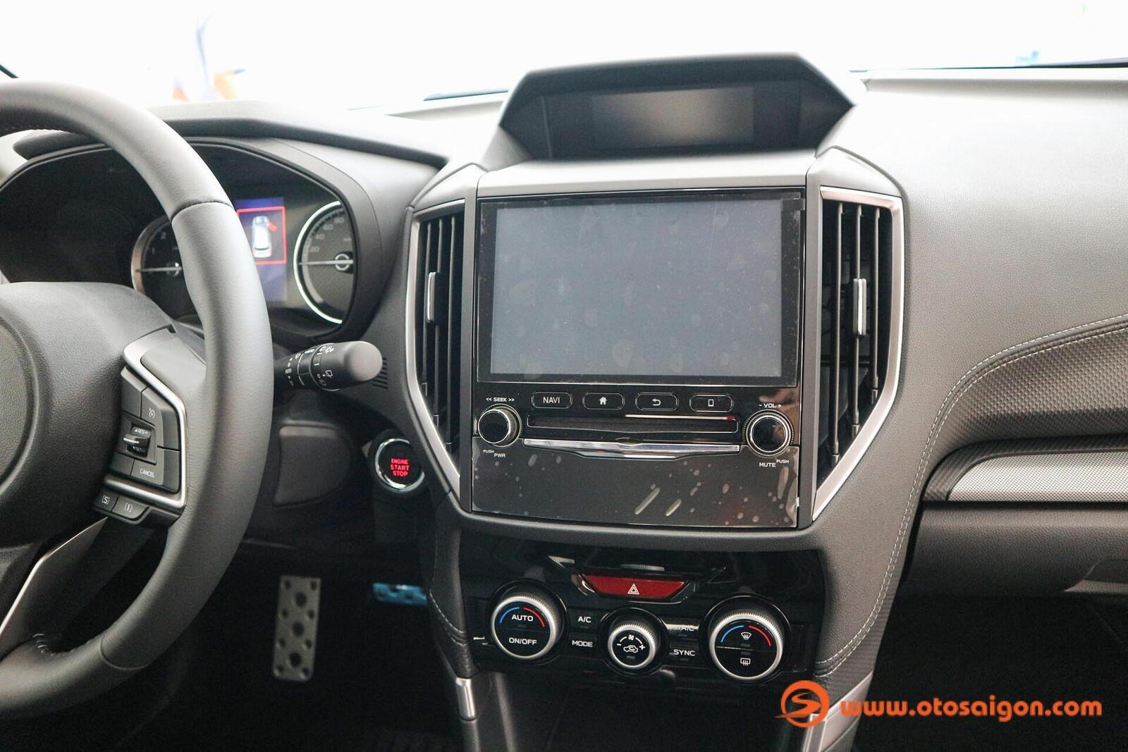 Cận cảnh Subaru Forester thế hệ mới nhập Thái sắp ra mắt tại Việt Nam | SUBARU - Hình 13