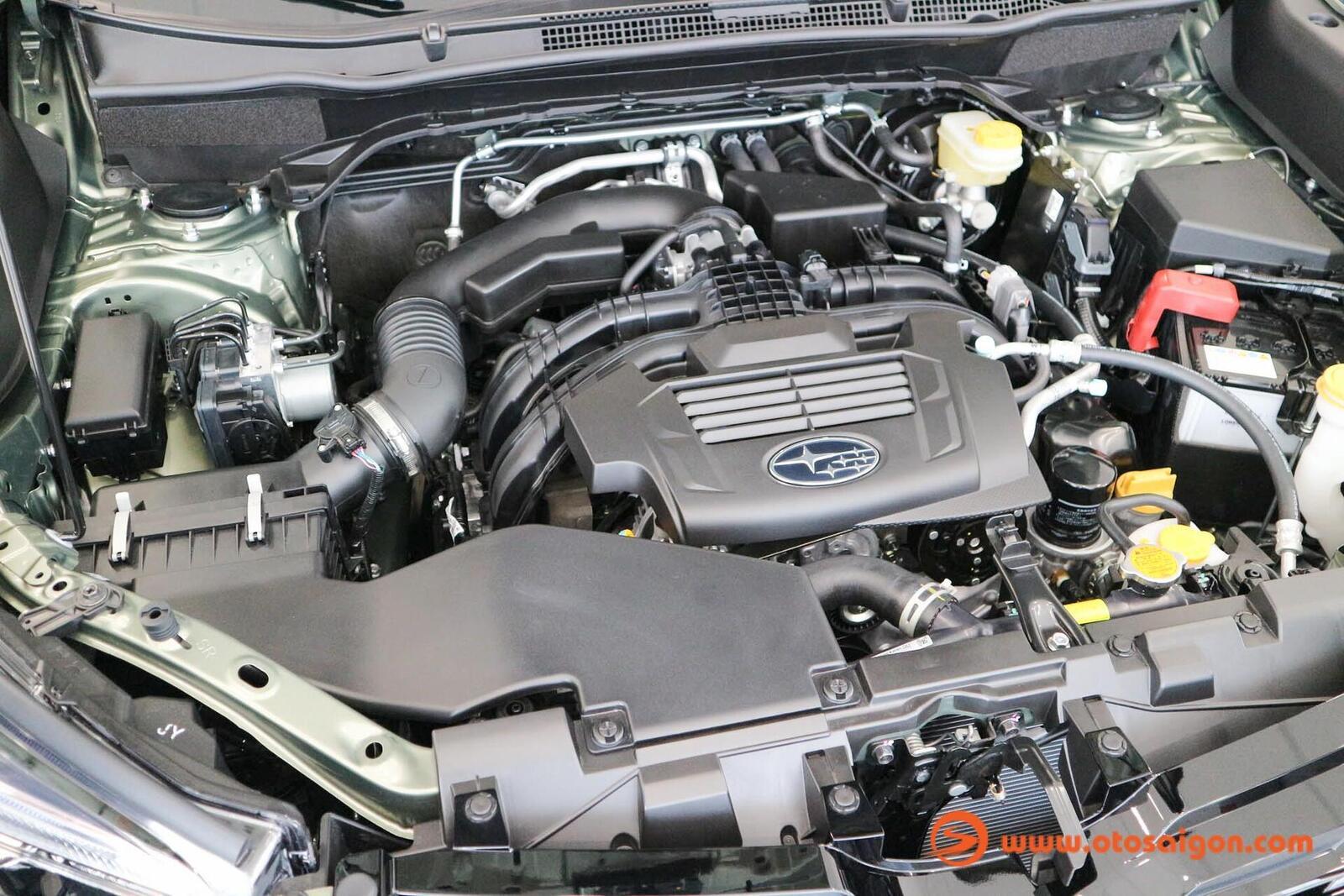 Cận cảnh Subaru Forester thế hệ mới nhập Thái sắp ra mắt tại Việt Nam | SUBARU - Hình 14