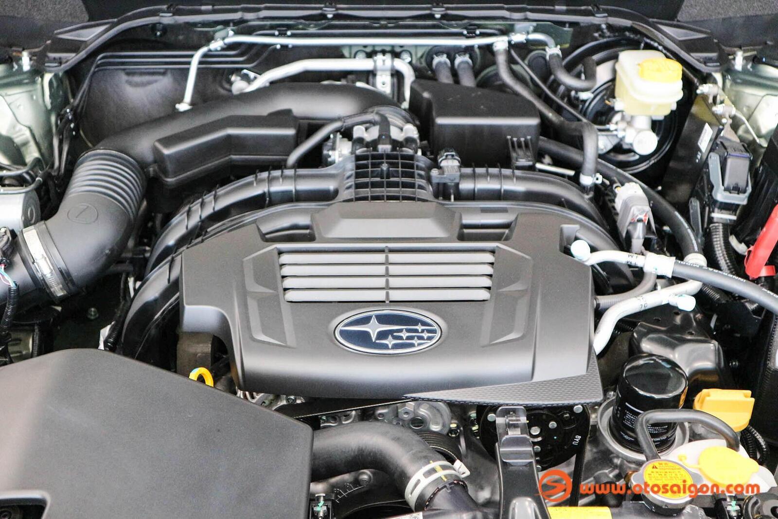 Cận cảnh Subaru Forester thế hệ mới nhập Thái sắp ra mắt tại Việt Nam | SUBARU - Hình 15