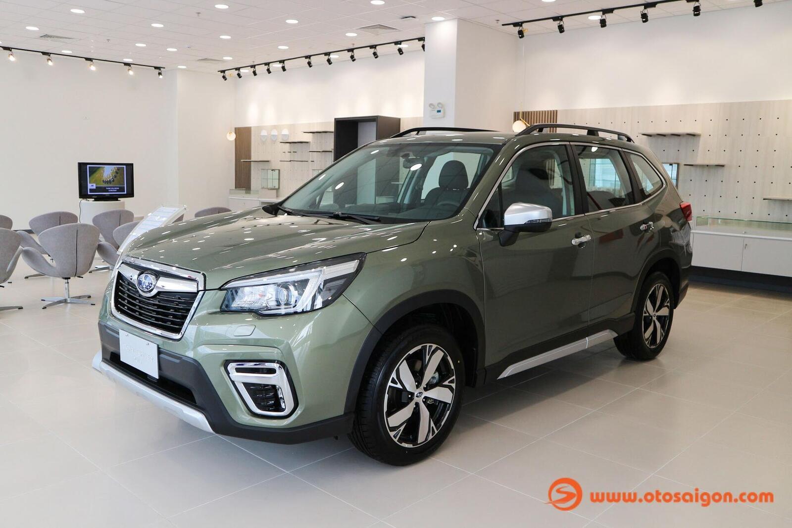 Cận cảnh Subaru Forester thế hệ mới nhập Thái sắp ra mắt tại Việt Nam | SUBARU - Hình 2