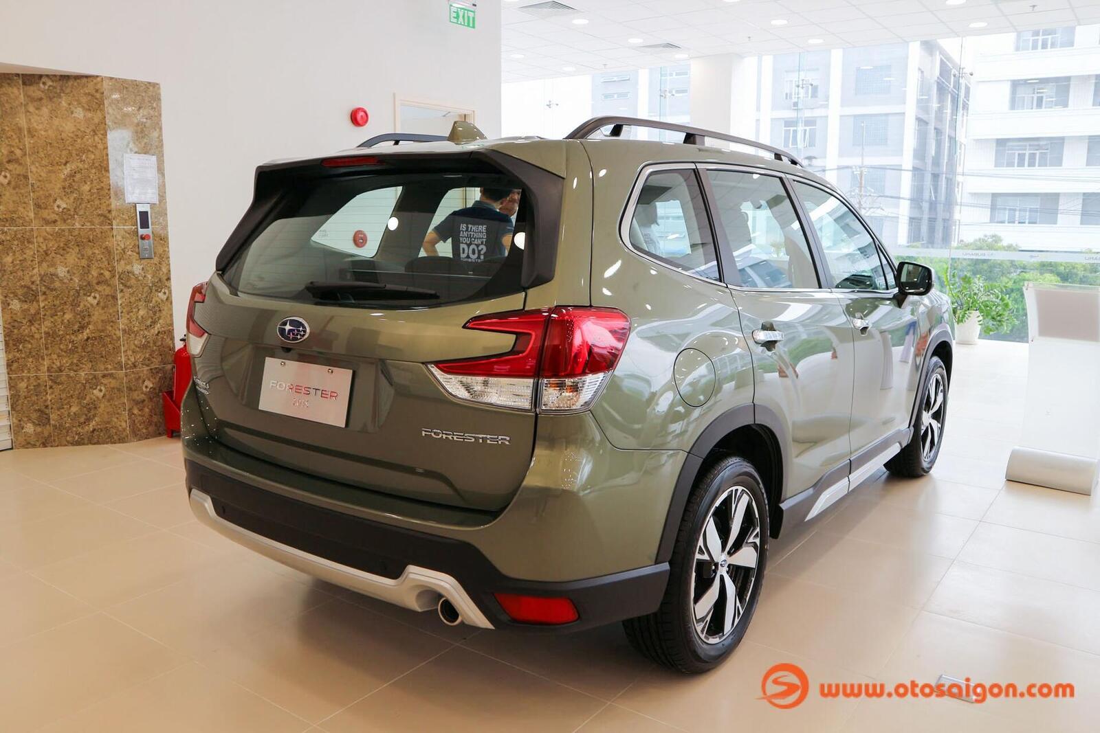 Cận cảnh Subaru Forester thế hệ mới nhập Thái sắp ra mắt tại Việt Nam | SUBARU - Hình 3