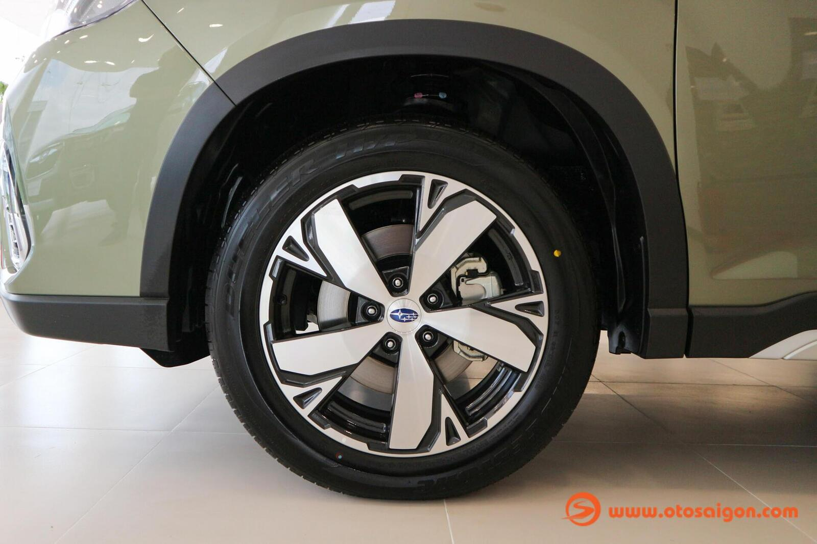 Cận cảnh Subaru Forester thế hệ mới nhập Thái sắp ra mắt tại Việt Nam | SUBARU - Hình 4
