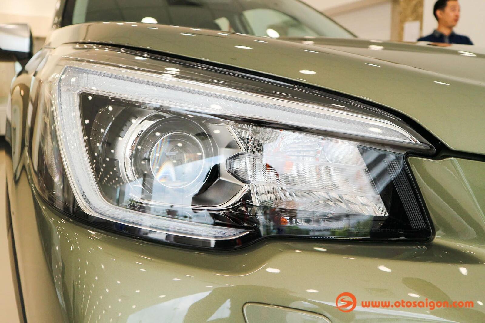 Cận cảnh Subaru Forester thế hệ mới nhập Thái sắp ra mắt tại Việt Nam | SUBARU - Hình 6
