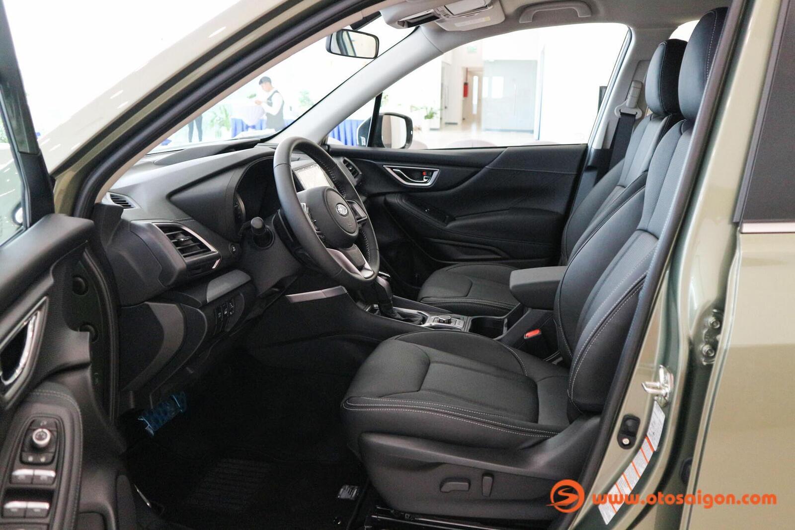 Cận cảnh Subaru Forester thế hệ mới nhập Thái sắp ra mắt tại Việt Nam | SUBARU - Hình 8