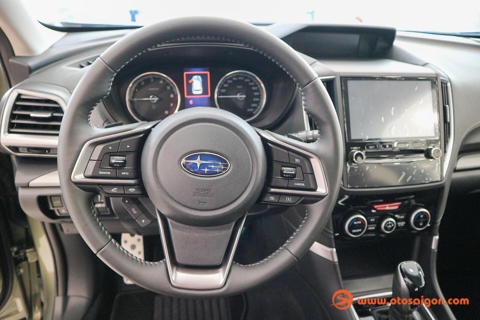 Cận cảnh Subaru Forester thế hệ mới nhập Thái sắp ra mắt tại Việt Nam | SUBARU - Hình 9