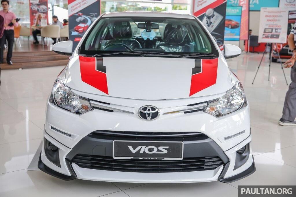Cận cảnh Toyota Vios Sports Edition mới - thấp hơn, thể thao hơn, cảm giác lái tuyệt hơn - Hình 1