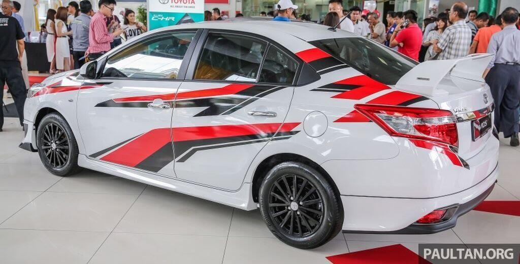 Cận cảnh Toyota Vios Sports Edition mới - thấp hơn, thể thao hơn, cảm giác lái tuyệt hơn - Hình 4