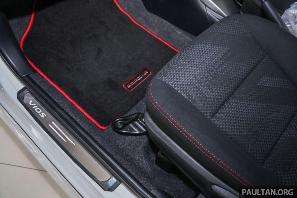 Cận cảnh Toyota Vios Sports Edition mới - thấp hơn, thể thao hơn, cảm giác lái tuyệt hơn - Hình 5