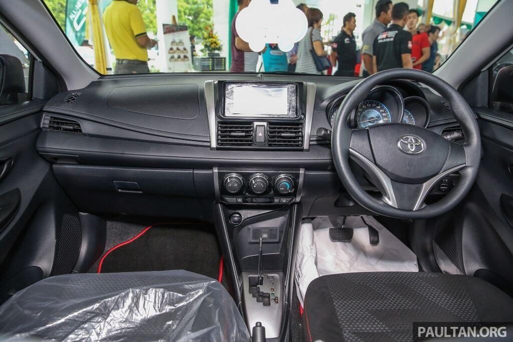 Cận cảnh Toyota Vios Sports Edition mới - thấp hơn, thể thao hơn, cảm giác lái tuyệt hơn - Hình 6