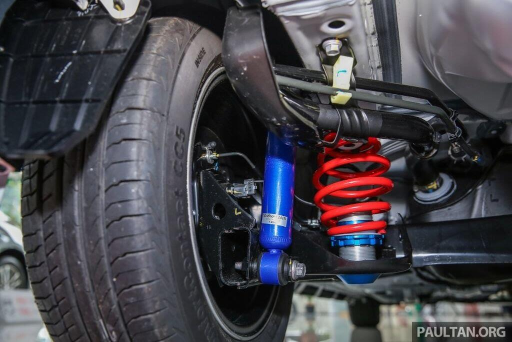 Cận cảnh Toyota Vios Sports Edition mới - thấp hơn, thể thao hơn, cảm giác lái tuyệt hơn - Hình 7