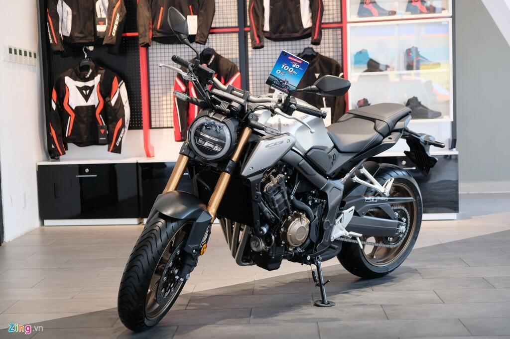Can nhac nakedbike hang trung - chon Honda CB650R hay Kawasaki Z650 hinh anh 1 CB650R_Zing_26_.JPG