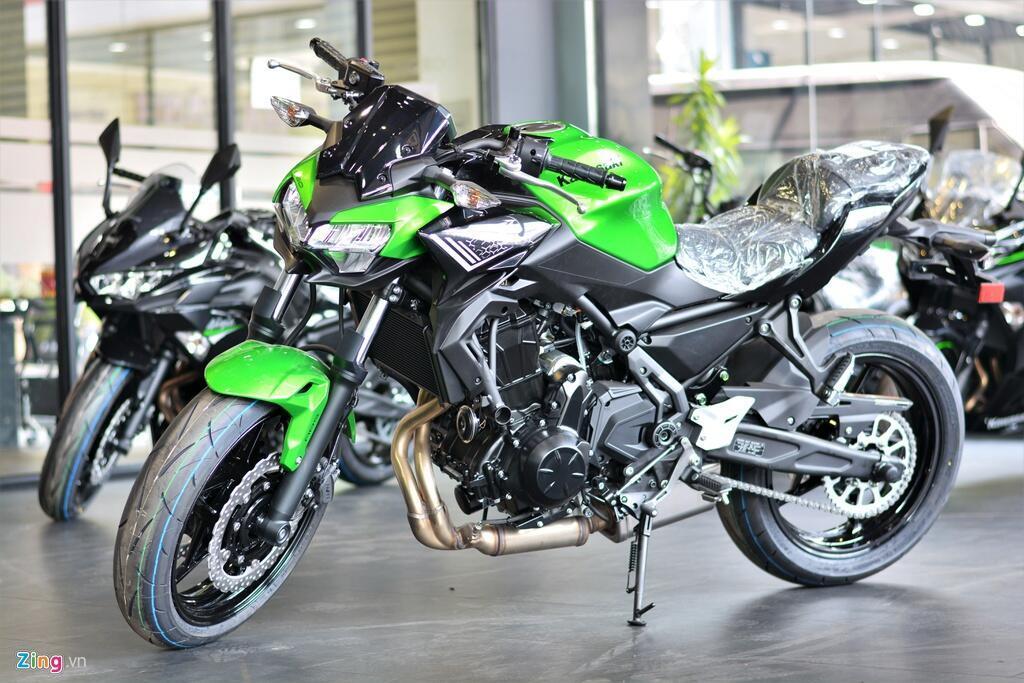 Can nhac nakedbike hang trung - chon Honda CB650R hay Kawasaki Z650 hinh anh 2 3_Z650_zing.jpg
