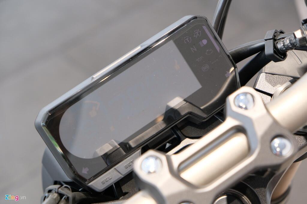 Can nhac nakedbike hang trung - chon Honda CB650R hay Kawasaki Z650 hinh anh 5 CB650R_Zing_14_.JPG