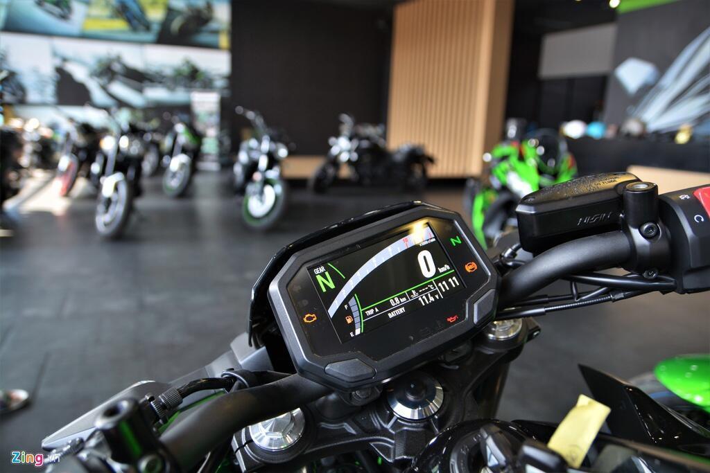 Can nhac nakedbike hang trung - chon Honda CB650R hay Kawasaki Z650 hinh anh 6 12_Z650_zing.jpg