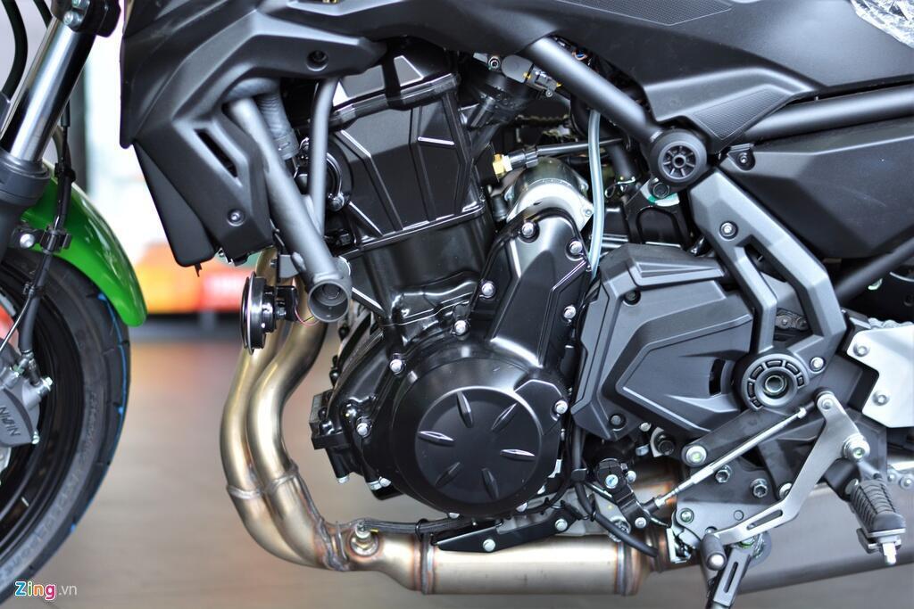 Can nhac nakedbike hang trung - chon Honda CB650R hay Kawasaki Z650 hinh anh 12 4_Z650_zing.jpg