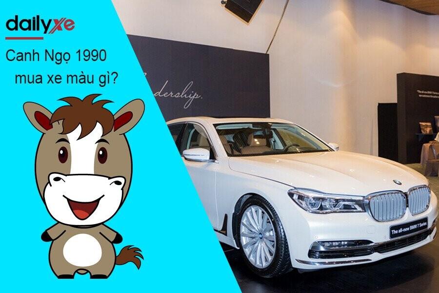 Nam Nữ Canh Ngọ 1990 mua xe màu gì?